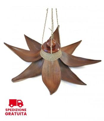 Lampadario Stella di Bali -...