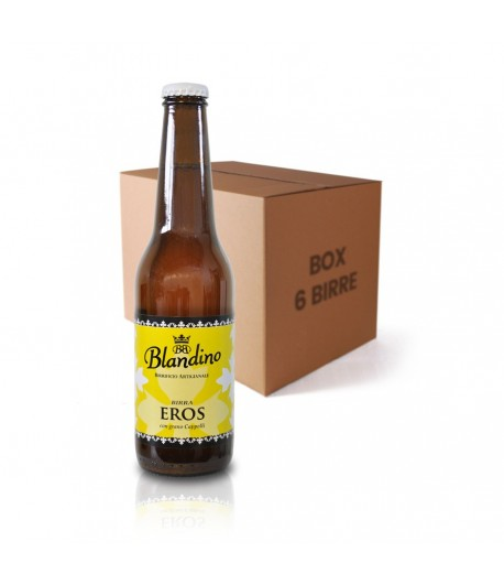 Birra Eros Box - 6 Bottiglie 33 cl