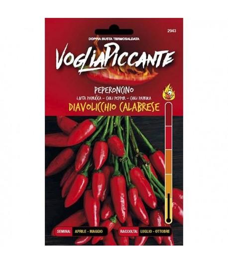 Diavolicchio Calabrese - Semi Peperoncino