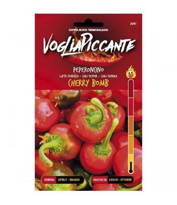 Cherry Bomb - Semi Peperoncino