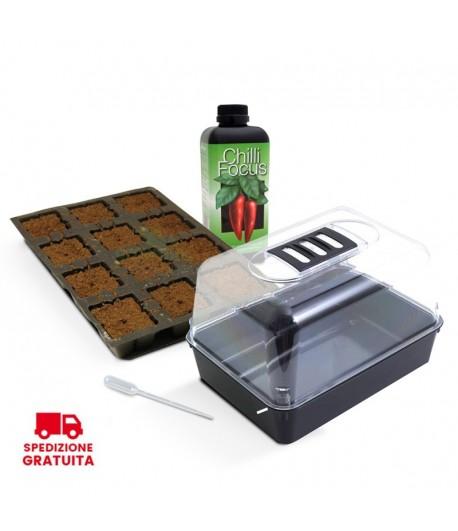 Kit Peperoncino Miniserra 12 cubi