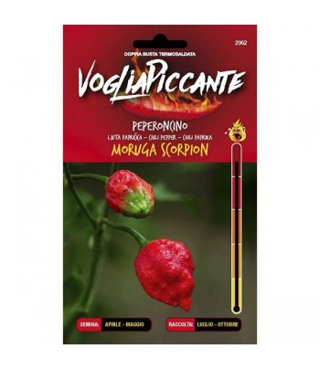 Moruga Scoprion - Semi di...