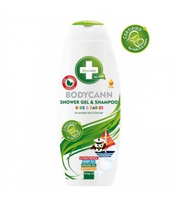 Shampoo-Doccia Kids gel 2...