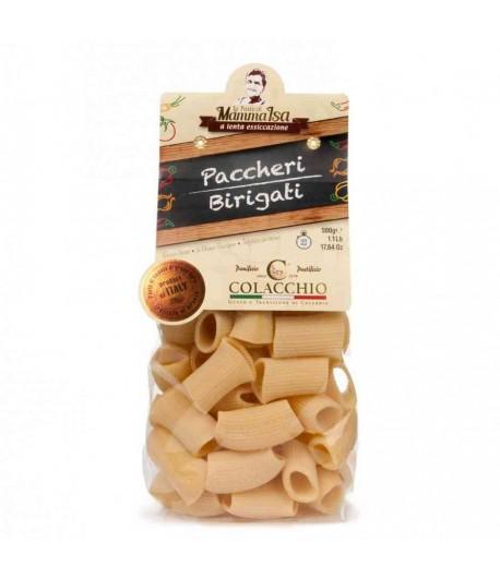Paccheri Birigati 500 gr